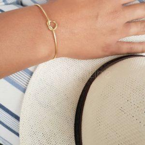 Special gold plated bracelet