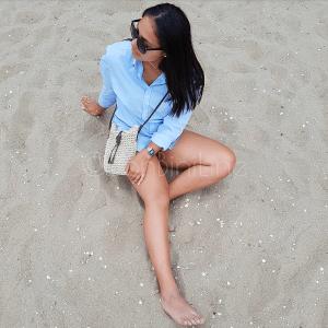 beachbag strandtas dames bonbini
